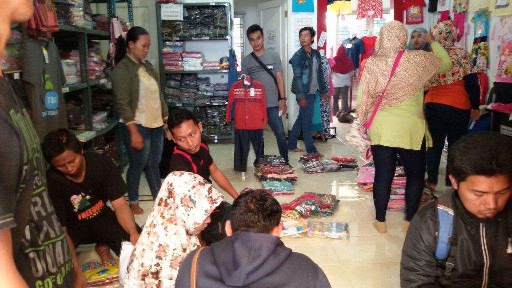 Bisnis Kaos Distro Branded di Surabaya